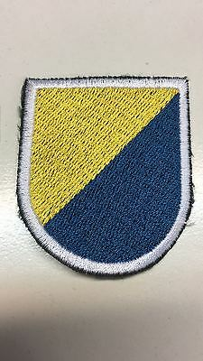 US Army 8th Special Forces Group Beret Flash Cut Edge
