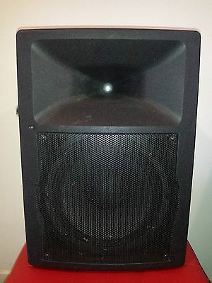 """10"""" Inch 300W PA Active POWERED Professional Speaker with Amplifier Amp Monitor"""