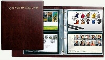 Royal Mail First Day Cover Album