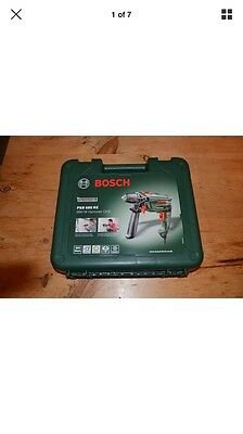 Bosch PSB 680 RE 680w Hammer Drill Used Once