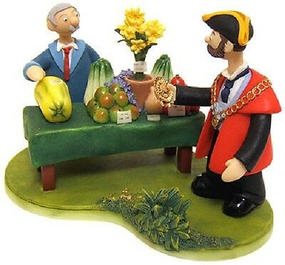 Camberwick Green The Mayor & Mr Clamp The Grand Flower and Vegetable Show CGS07