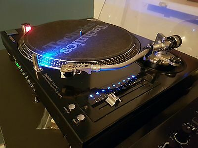 Pair of Technics SL-1210MK5G Turntables (Immaculate Condition)