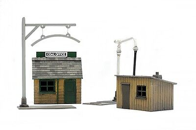 Brand New Oo/ho Scale/gauge Trackside Building Set Dapol C011