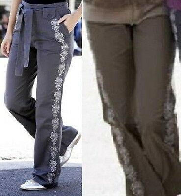 NEW wholesale JOBLOT womens 10x PLUS SIZE embellished TROUSERS sizes 16 to 30