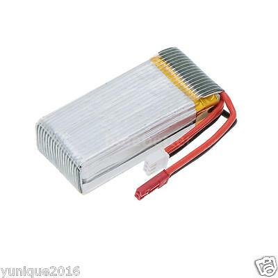 Combination Battery 7.4V 1200 mAh 25C for RC Drone Quadcopter MJX X101