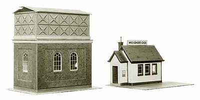 Brand New Oo/ho Scale/gauge Superquick Water Tower Sq A8