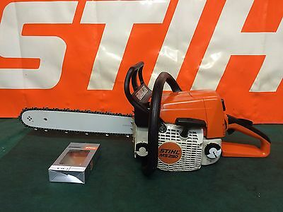 Stihl Ms250 Chainsaw Sthil Petrol Chain Saw Tool Ms250 Ms180 Ms230 New Bar Chain