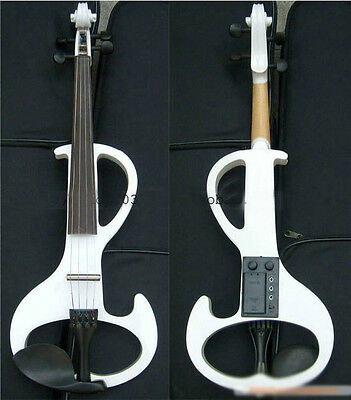 * %High Quality Musical Instruments Size 4/4 Hand-Crafted Electronic Violin