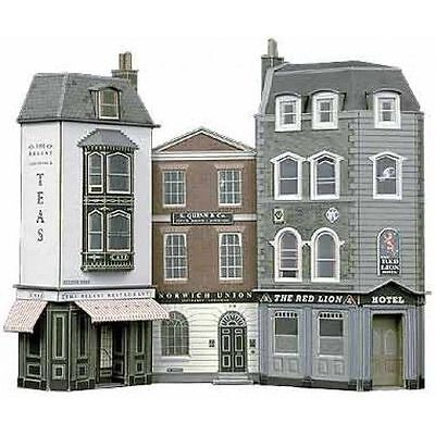 Brand New Oo/ho Scale/gauge Superquick C1 Hotel Offices & Restaurant Sq C1