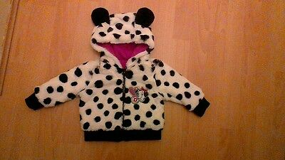 baby girls disney jacket 3-6 months