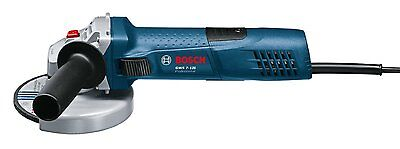 Bosch GWS 7-125 Professional - Amoladora angular (720 W, 11000 rpm, 125 mm) NEW