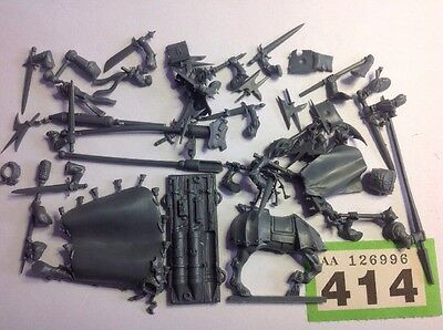 Warhammer Fantasy/Age Of Sigmar, Bretonnian Empire,  Bits Parts Spares, Lot #414