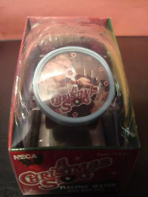 A Christmas Story Ralph Watch NECA New In Package Holy Grail of Christmas Gifts