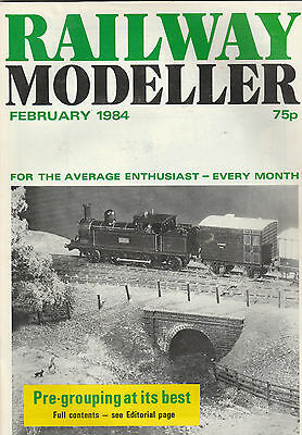 Railway Modeller February 1984