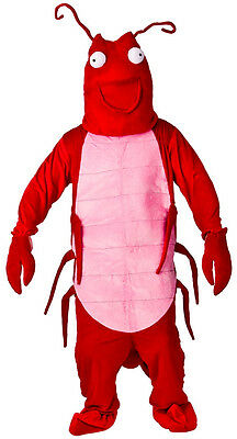 Adults Larry The Lobster Costume/ Fancy Dress/ Halloween/ Charity/ Stag/