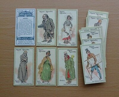 Players  -   Characters From Dickens  -  1914 ( 2nd Series )
