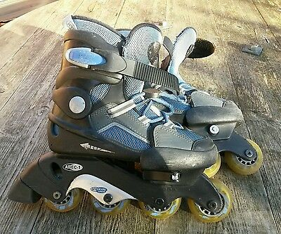 Roller blades size 1.5 to 3.5