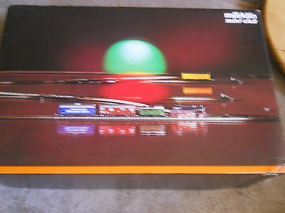 Marklin Mini-Club 8158 Starter Set Tender Steam Locomotive BR074 3pole + 4 cars