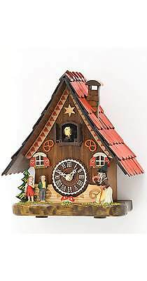 Cuckoo Clock Black forest house with music,Hansel and Gretel