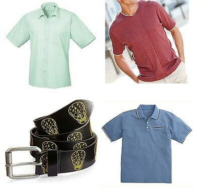 NEW mens JACAMO joblot T-SHIRTS smart SHIRTS belts POLOS * £1 each