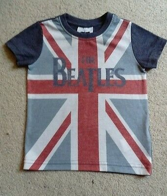 Baby Beatles t-shirt by Next. 6-9 months