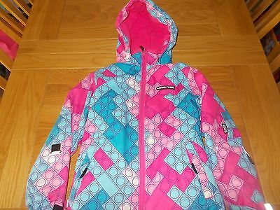 Girls LegoTec Winter Coat Age 7