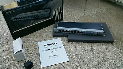 Presonus Digimax FS 8 channel preamp ADAT