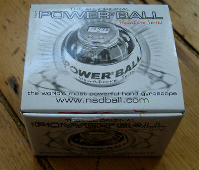 Original NSD POWERBALL Signiature Series with BOX new and unused