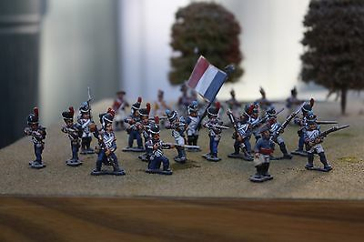 Napoleonic French and British, 25mm Painted