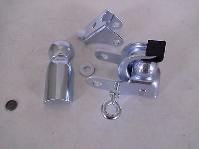 BICYCLE TRAILER HITCH / Trailer coupling For Bicycle / Cargo trailer