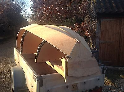 Iain Oughtred Mouse Pram Dinghy