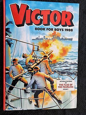 Victor Book for Boys Annual 1988