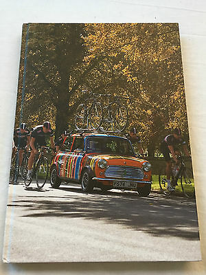 "PAUL SMITH ""Mini with Team Sky Rapha Cyclists"" Notebook Jotter bag"