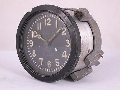 Military Soviet Tank Panel Clock,watch USSR - (5 DAYS) - AVR-M