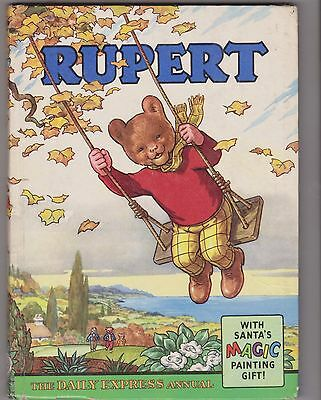 Rupert Annual 1961 unclipped and in Excellent Condition.