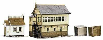 Brand New Oo/ho Scale/gauge Superquick Signal Box Sq A6