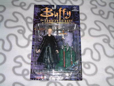 1999 Moore Action Buffy – Spike Vampire face fandom exclusive Action Figure