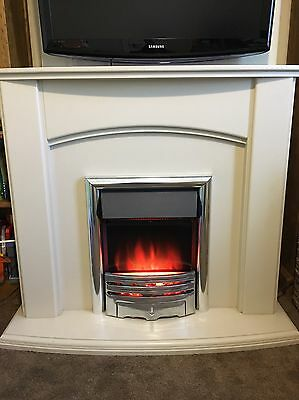 Fire Surround And Fireplace