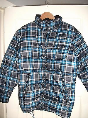 Puffer check H&M Coat Size 14+years