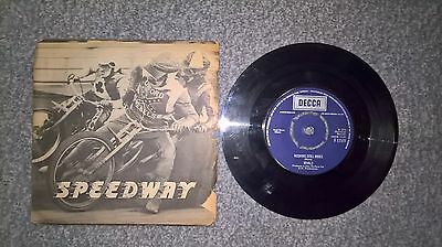 THE RIVALS SPEEDWAY (RARE) single record 1974