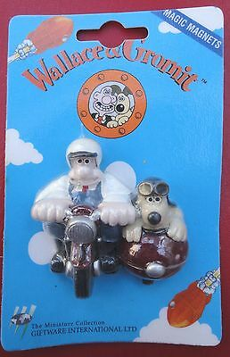 Wallace and Gromit Fridge Magnet.