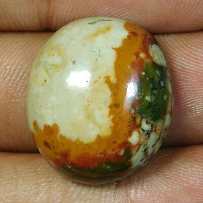 32.3cts Top 100% Natural Seraphinite Oval 23x20x9 Loose Gemstone