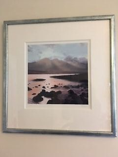 """Wendy Corbett """"Timeless"""" Limited Edition Framed Print with COA No. 110"""