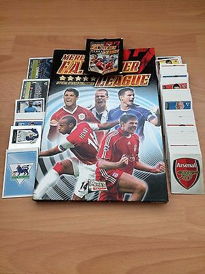 Complete Set Of 528 Merlin Premier League 2007 Stickers Collection Excellent