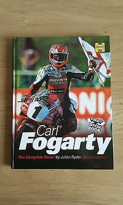 Carl Fogarty The complete racer second edition
