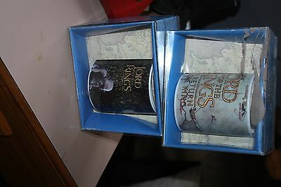 Lord Of The Rings 2 X Boxed Mugs