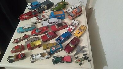 dinky / corgi toy cars collection