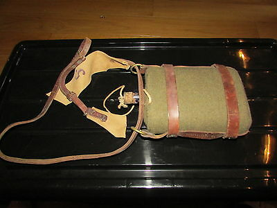 WW1 British Mounted Soldier's Canteen