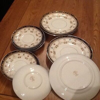 Antique Royal Westminster china incl 4 cups (not pictured)