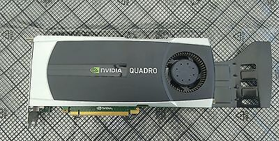 Nvidia Quadro 5000 Graphic Card